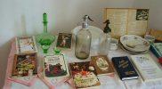 Receptek és szakácskönyvek kiállítás